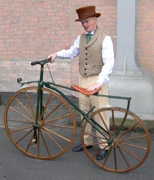 Biker gentiluomo