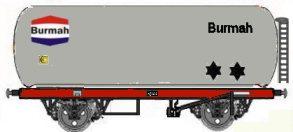 Burmah Oil classA tank