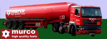 Murco road tanker in 2007