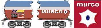 Murco tanker with logo