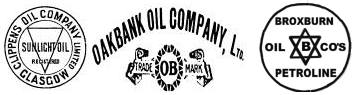 Scottish shale oil company logos