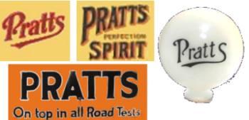Pratts logos