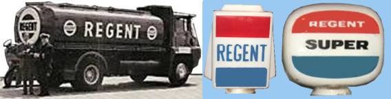 Regent lorry delivering lubricating oil in 1963