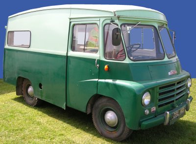 Steam and Motor Commercial Vehicles